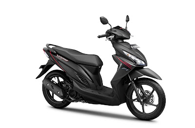Harga Honda Vario 110 eSP CBS ISS Advance April 2016