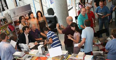 Dezembro de 2012: lançamento do livro do MP Lafer na sede do Instituto de Arquitetos do Brasil em São Paulo. (foto: Rene Sarli)