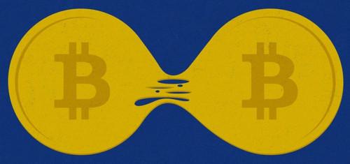 bitcoin split btc bcc cash dinheiro agosto