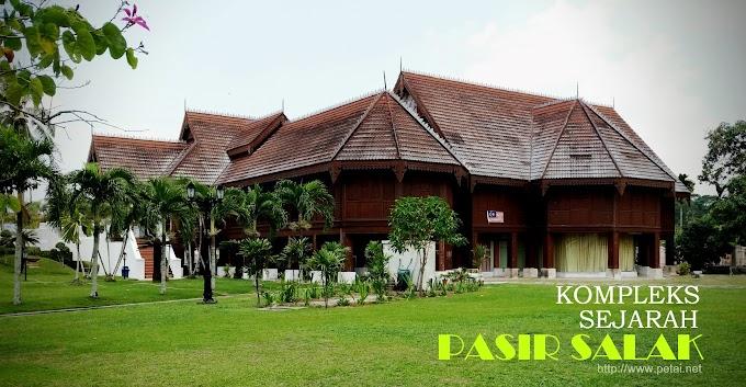 Menjejak Kisah Dato Maharajalela Di Kompleks Sejarah Pasir Salak, Perak