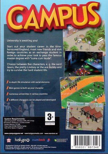 My Online Game: Campus Student Life Simulation Games Free ...