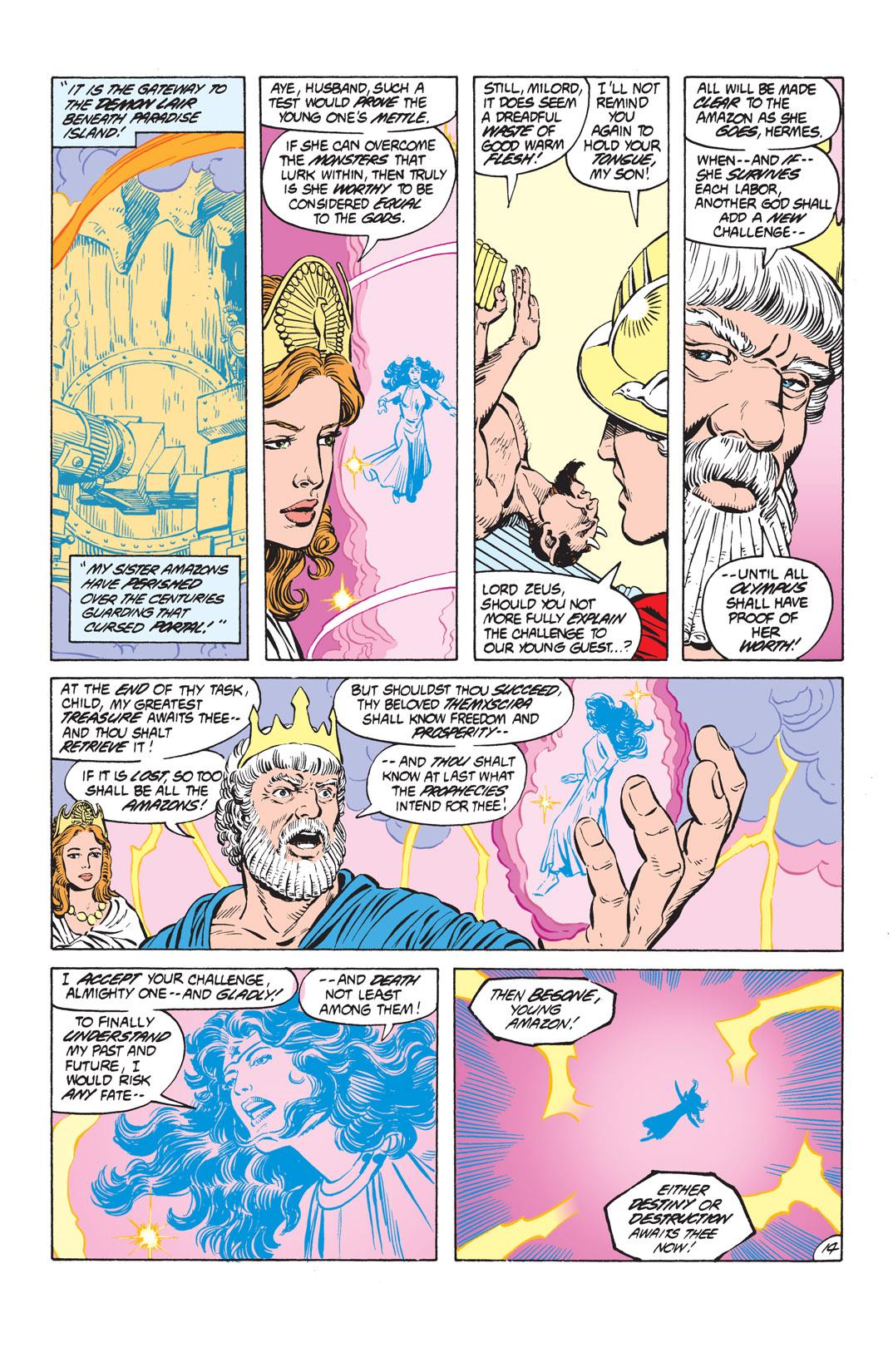 Read online Wonder Woman (1987) comic -  Issue #10 - 16