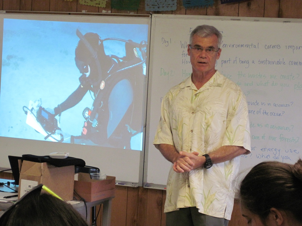 Hawai'i Green Collar Institute: Day 5 - Wrapping up in the
