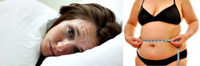 La obesidad como riesgo de no dormir de forma adecuada