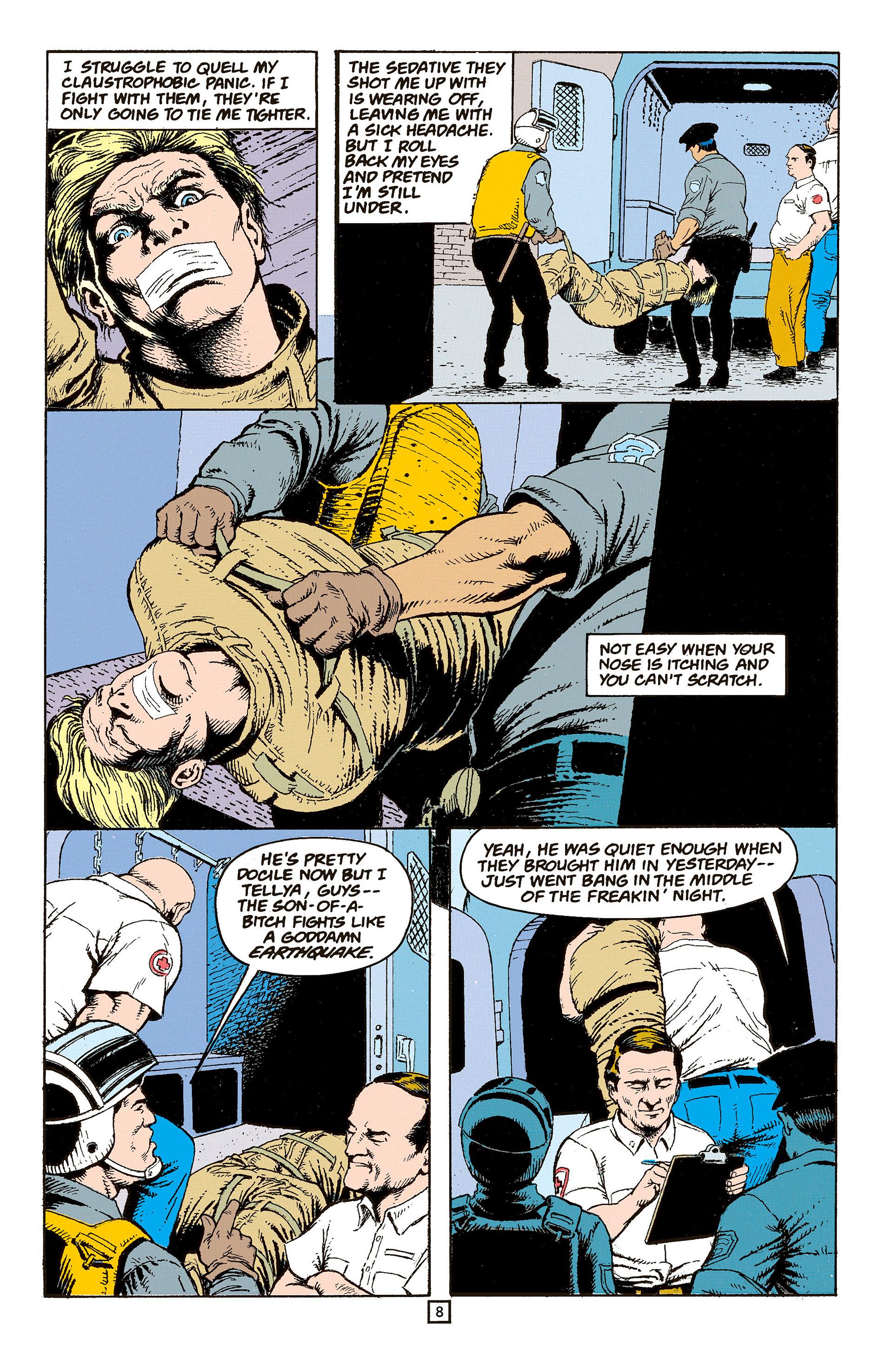 Read online Animal Man (1988) comic -  Issue #60 - 9