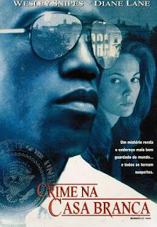 Crime Na Casa Branca - DVDRip Dublado