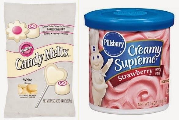 "strange ""ingredients"" for fudge!"
