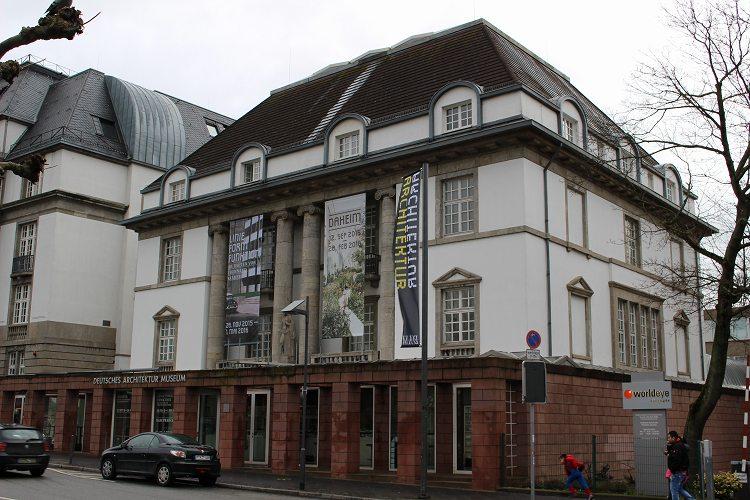 ドイツ建築博物館(German Architecture Museum)とってもお勧め観光スポットで すね!