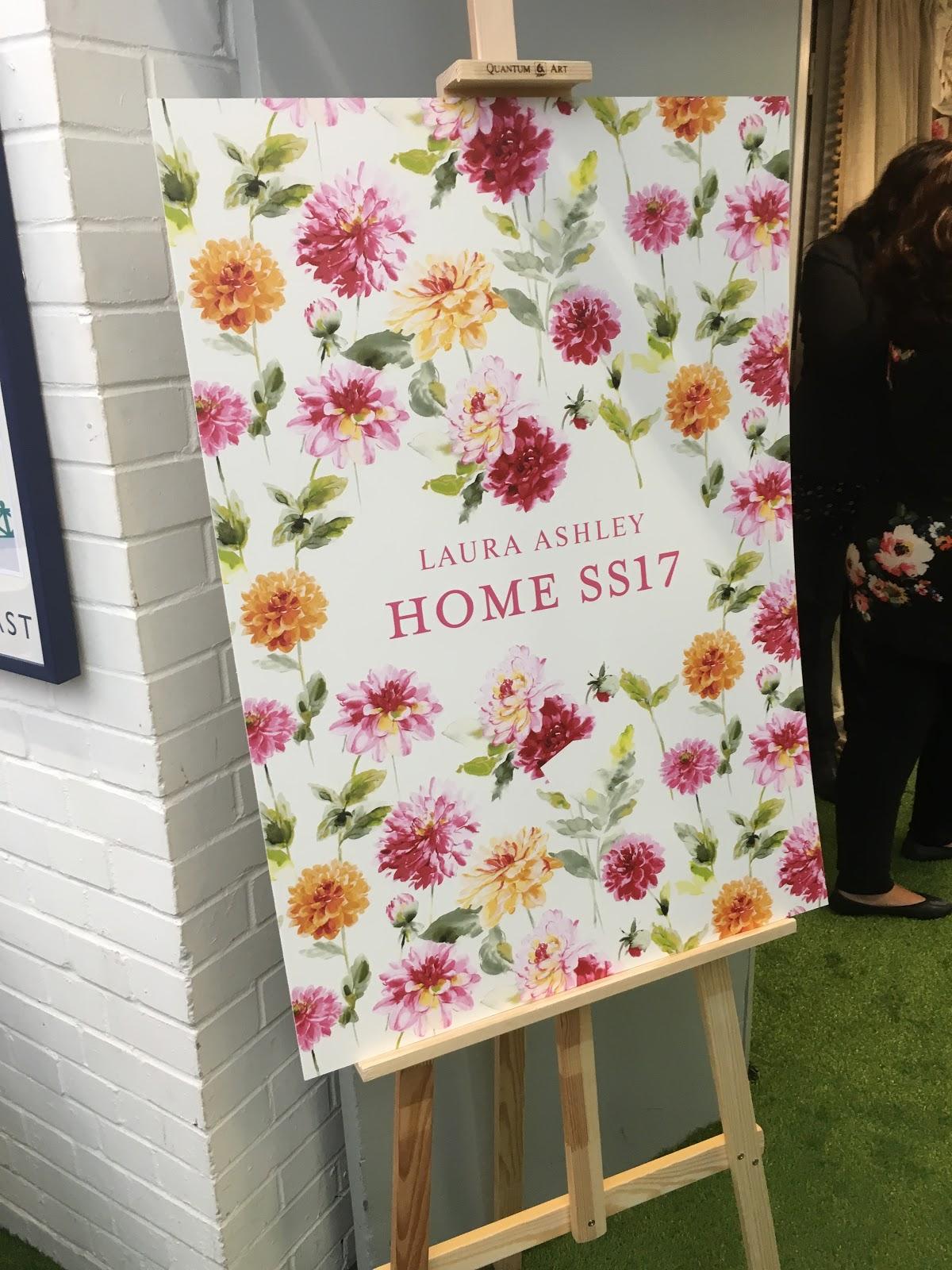 laura ashley press day spring summer 2017 dove cottage. Black Bedroom Furniture Sets. Home Design Ideas
