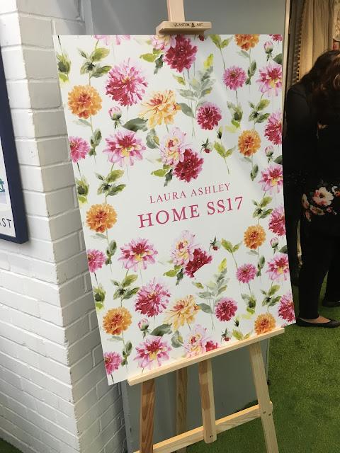 Laura Ashley Press Day Spring/Summer 2017