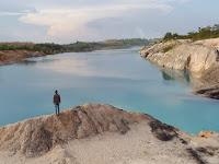 Danau Ness 12, Tempat Wisata Kekinian Kalimantan Selatan