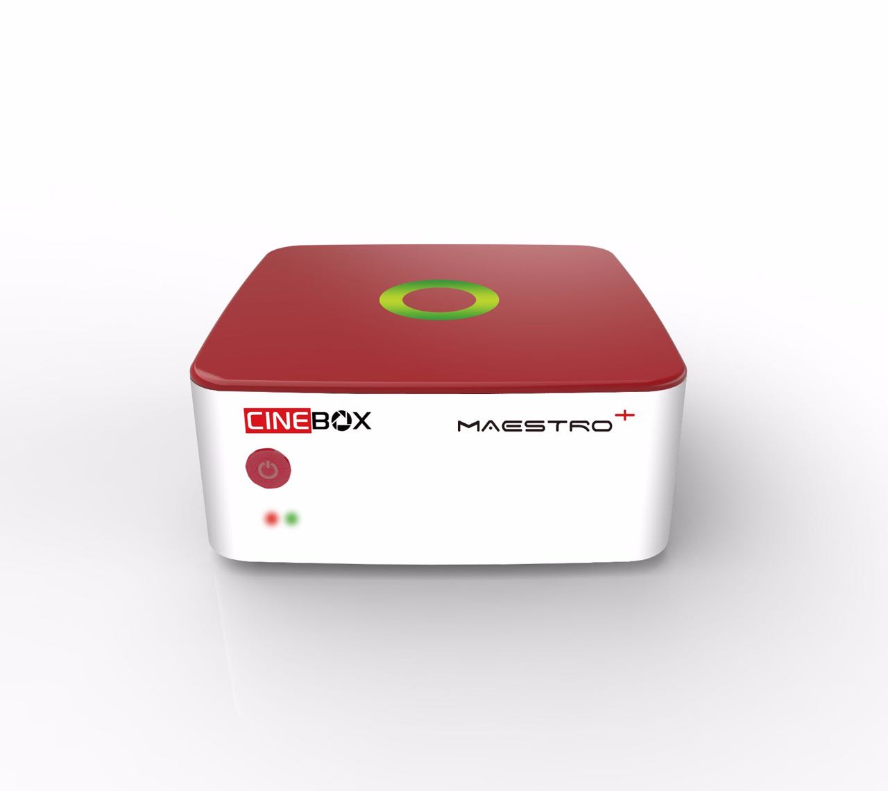 novo receptor CINEBOX MAESTRO +