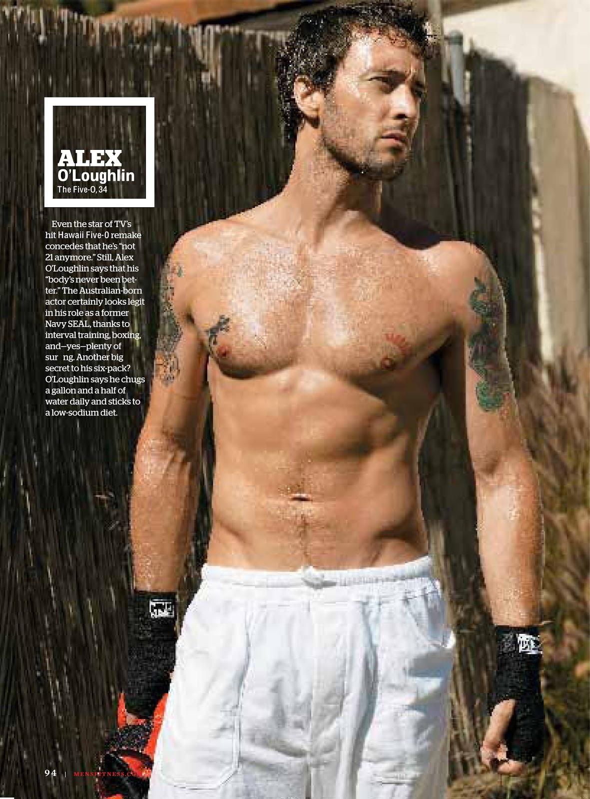 Hawaii Five-0 News Alex Oloughlin Among Mens Fitness -4953