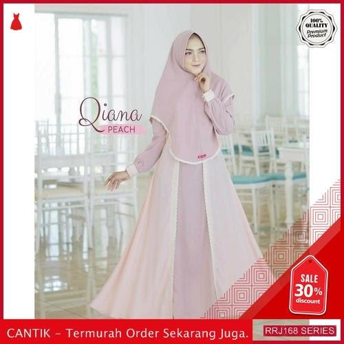 Jual RRJ168S104 Set Qiana Syari Wanita Mo Terbaru Trendy BMGShop