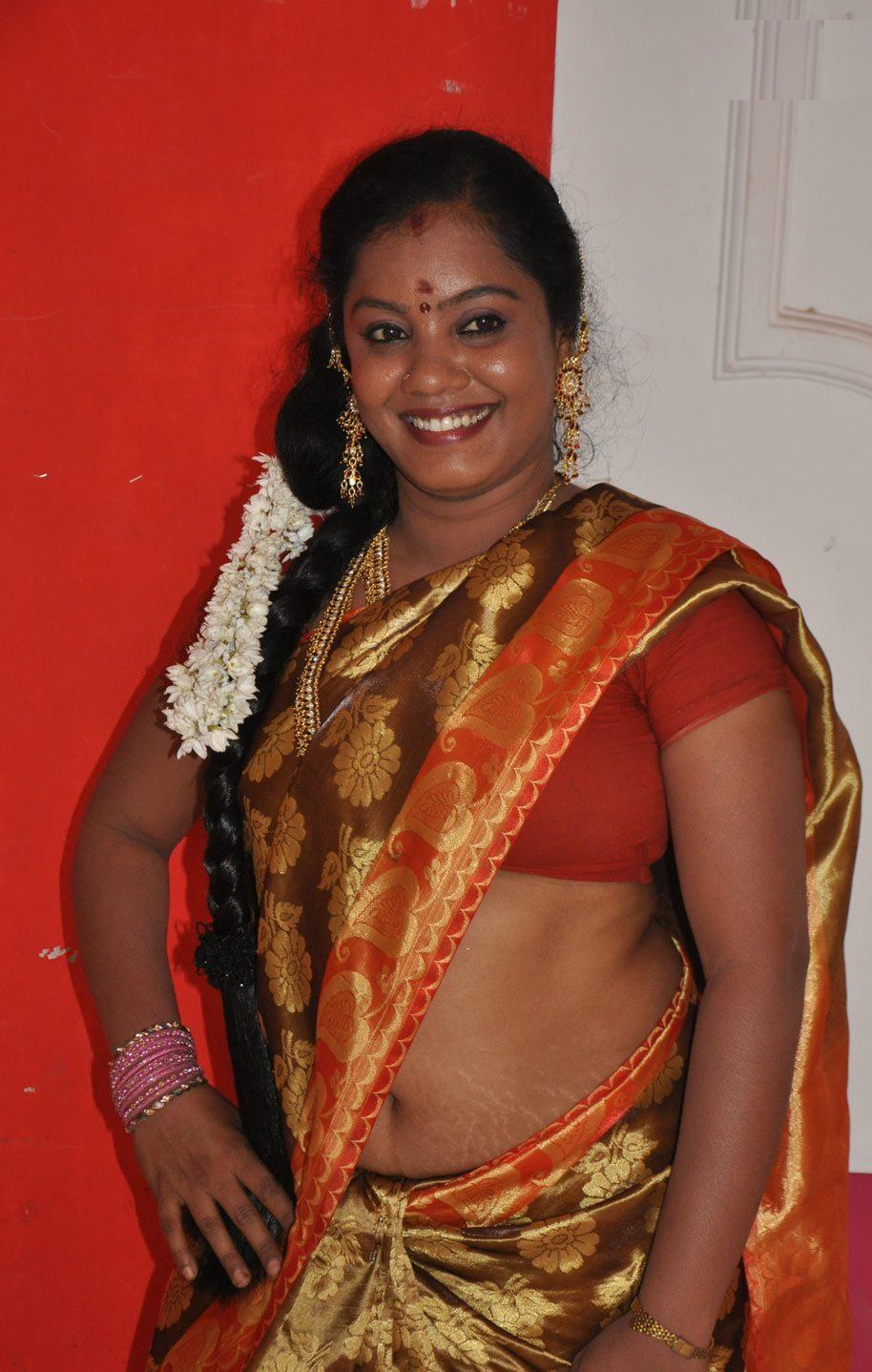 Gsv Pics - Photos With Poetry Homely Hot Aunty Deep Navel -5659
