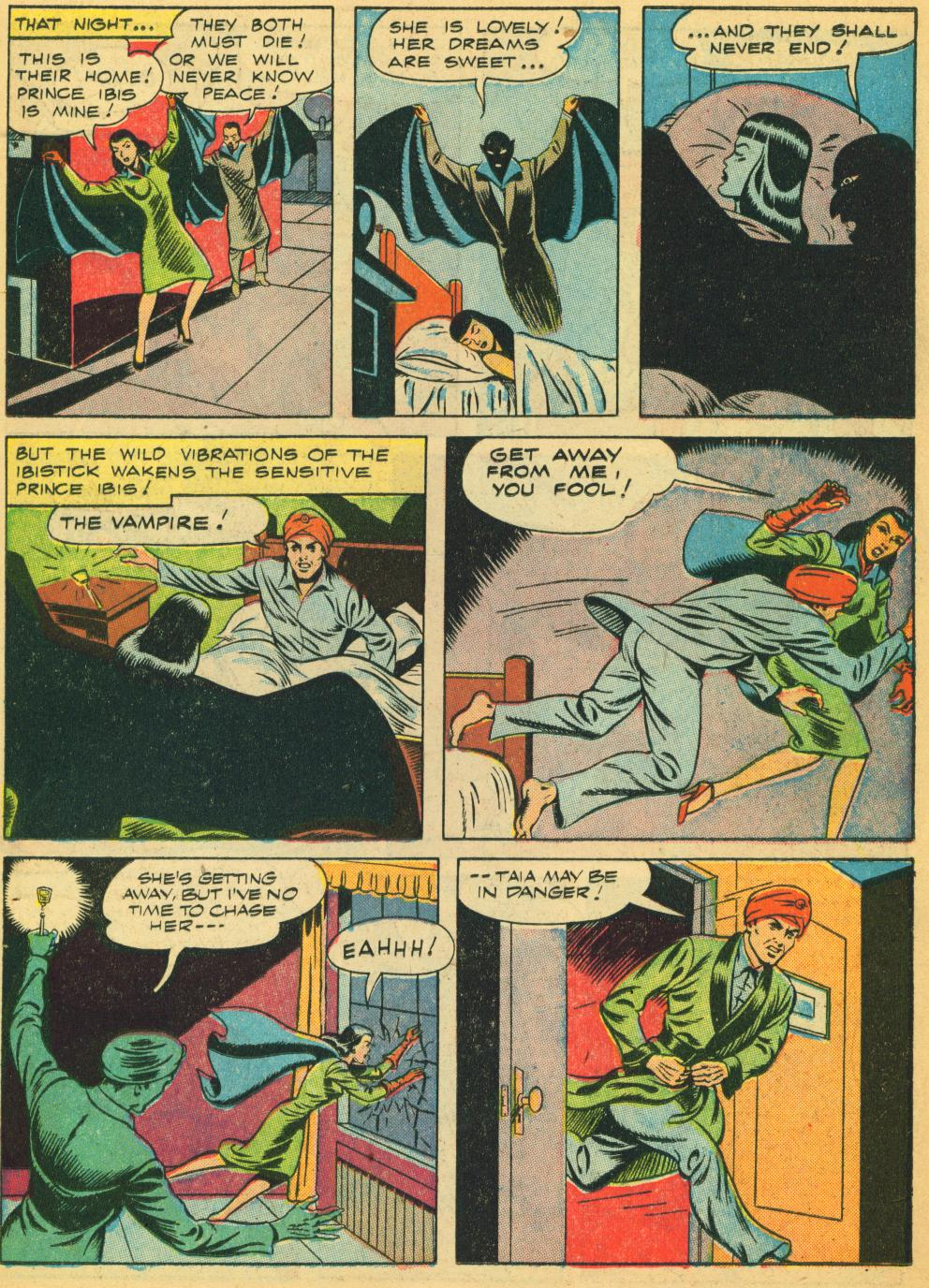 WHIZ Comics issue 101 - Page 19