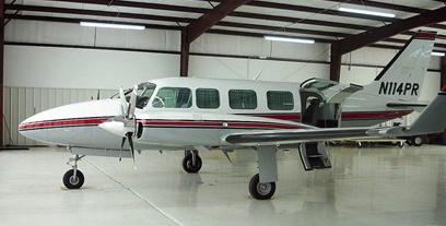 Magnetic Field Fuel Senders: Piper PA-31 Navajo Fuel