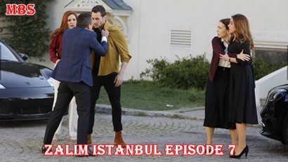 zalim istanbul episode 7