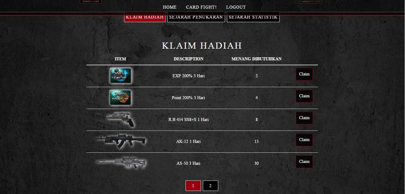 Script Phising Pb Garena Fight For Indonesia True Login Codebucks
