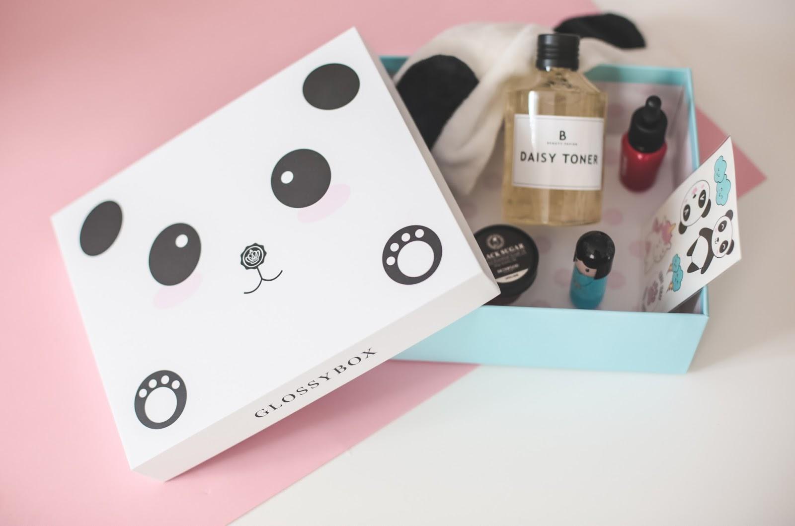 Glossybox Panda Box