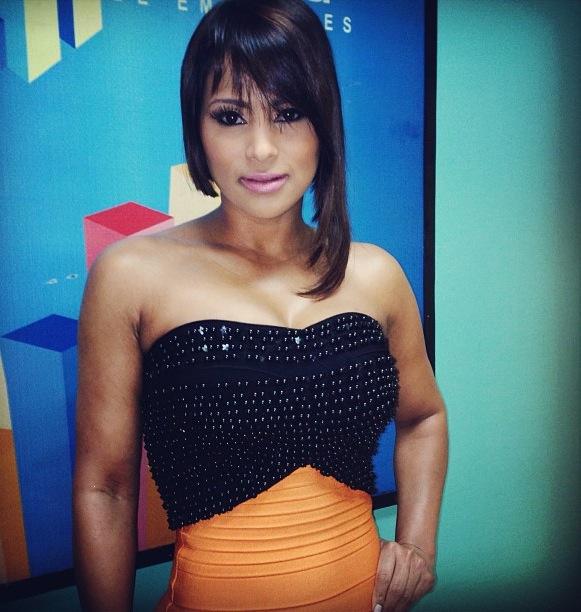 ClaveFuerte.net: EVELINA GARCIA PRESENTA EN SANTIAGO ...  |Evelina Garcia