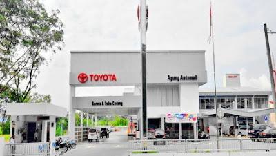Agung Toyota Batam Sekupang