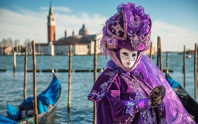 Venice Carnival, Annual Masks Festival in Italy