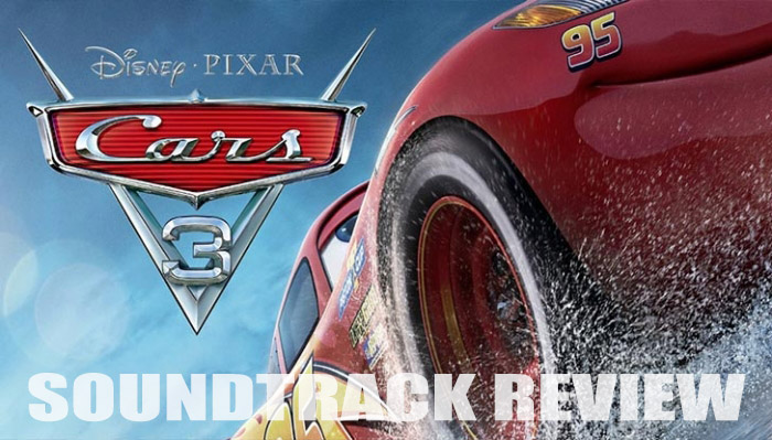 cars 3 soundtrack review