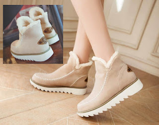 Model sepatu booties yang nyaman disukai mahasiswi