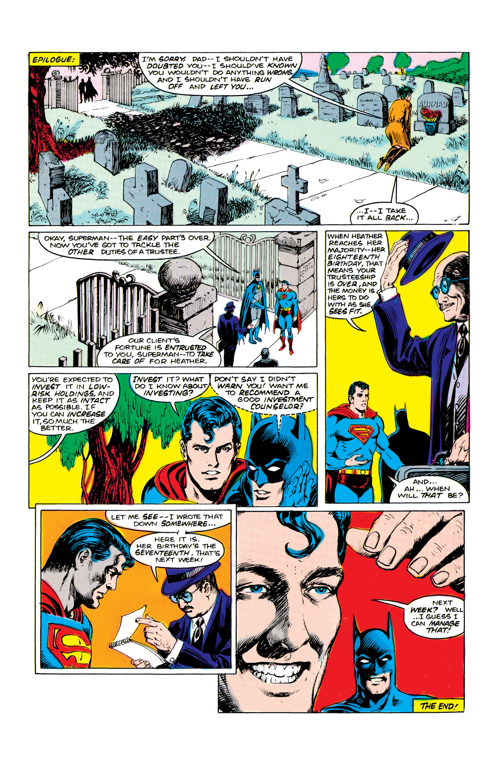 Read online World's Finest Comics comic -  Issue #309 - 24