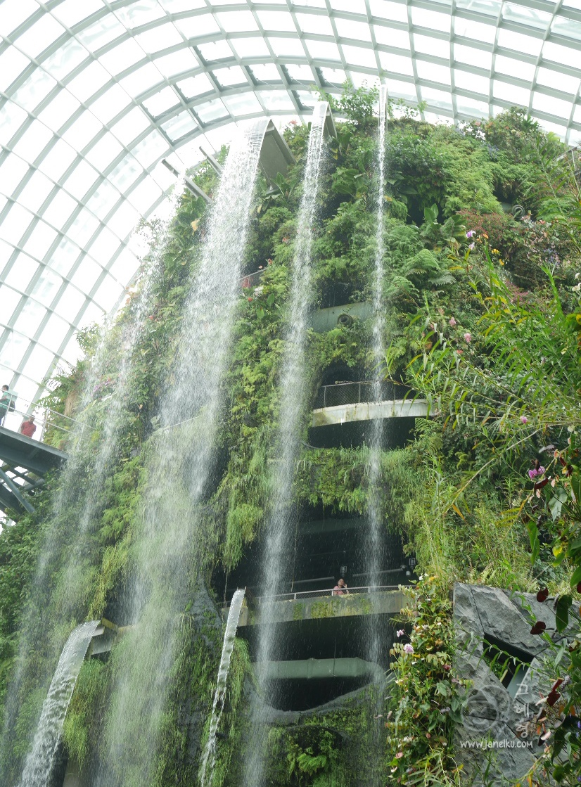Gardens By the Bay 2016, Cloud Forest and Gift Shop: A Photo Story Part 2