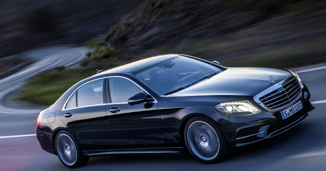 Mercedes Hinting New Technology For S-Class Review