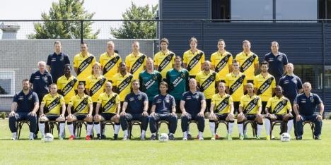 Hollanda Ligi Şampiyonları NAC Breda - Kurgu Gücü