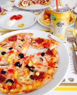 pizza uno talas kayseri