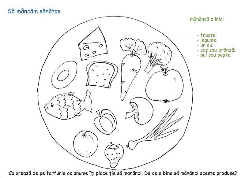 Educatia Conteaza O Alimentatie Sanatoasa
