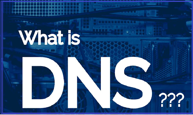 What is the DNS server (Domain Name Server)?