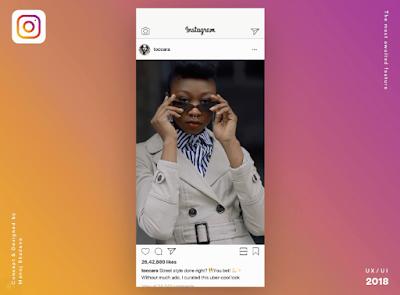Cara Agar Instagram Story Tidak Bisa Berbagi di DM