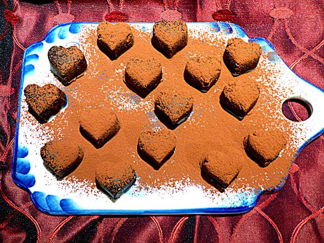 Valentine's day recipes, healthy snacks