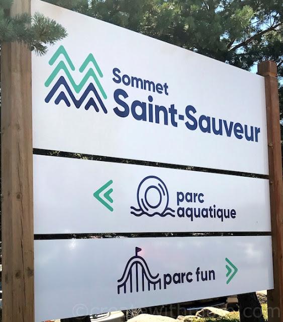 Laurentides: Manoir Saint-Sauveur