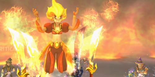 Wizard101 Mirage Level 118 Spells Analysis Swordrolls Blog