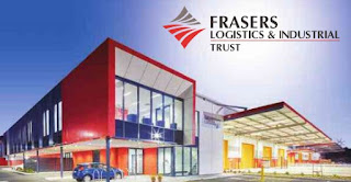 FLT, Frasers Logistics and Industrial Trust