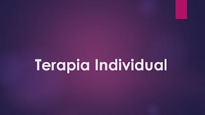 terapia psicologica individual