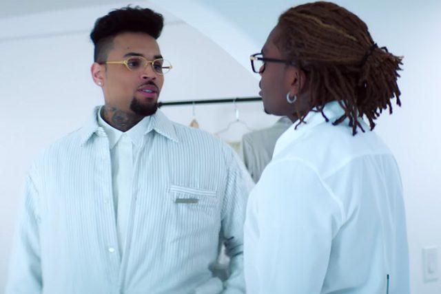 Chris Brown– Heat ft. Gunna