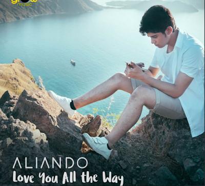 Aliando Love You All The Way