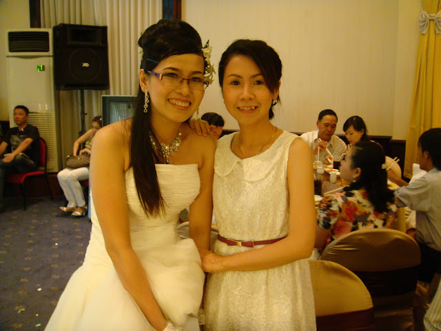 2011.12 - Xuan wedding Saigon