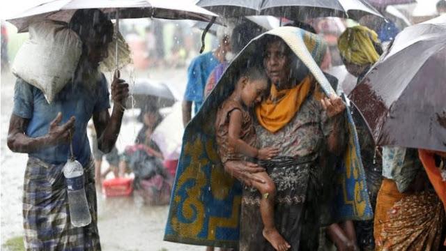 BERITA TERKINI : Kehidupan Pengungsi Rohingya, Dari yang Kabur Namun Gagal dan Tewas di Perairan Bangladesh Hingga yang Selamat Namun Tertembak