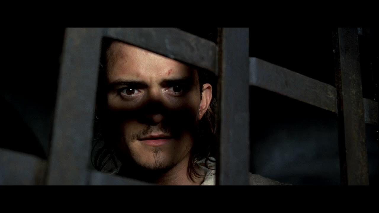Piratas del Caribe: La Maldición del Perla Negra (2003) BRRip HD 720p Latino - Ingles captura 2