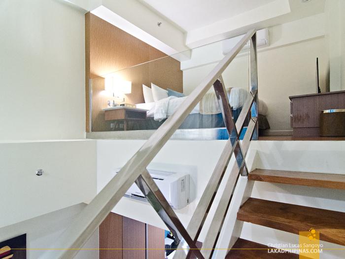 Ferra Hotel Boracay One Bedroom Loft Mezzanine