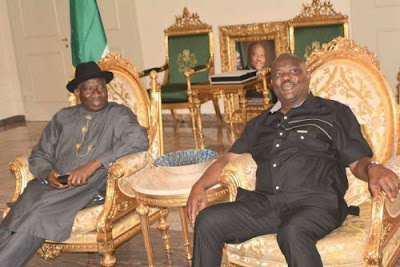 Jonathan and Wike