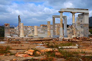 Ancient Temple of Goddess Demeter (Dimitra) - Naxos (6)